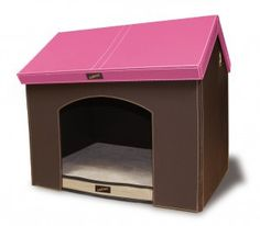 Portable indoor dog houses on pinterest your dog for dogs and pet accessories - Unique indoor dog houses ...