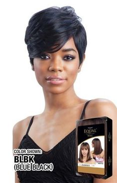 Comb Location: Top & Bottom Adjustable Strap: Yes Drawstring: No Cap Size: May vary slightly by brand. Full Weave, African Women, Synthetic Hair, Color Show, Wig Hairstyles, Equality, Wigs, Hair Styles, Colors