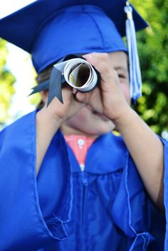 Preschool Graduation Photography by Monte Vista Images www.montevistaimages.com