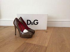 D & G shoes...