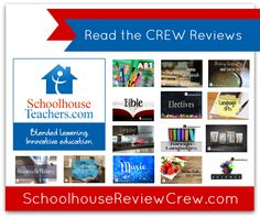 coupon until 1.31.16 Members of the Schoolhouse Review Crew were recently given a full Yearly Membership Option to SchoolhouseTeachers.com for review.SchoolhouseTeachers.com is a homeschool online learning experience...