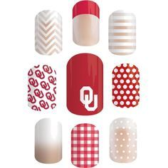 Image result for jamberry oklahoma sooners
