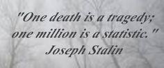 Stalin sitat