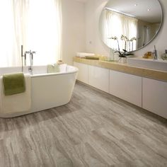 Colours Self Adhesive Grey Wood Effect Vinyl Plank 0.97 M² Pack. Click  FlooringGrey ...