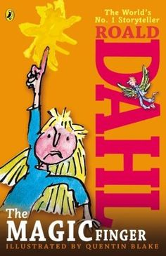 Book Review: The Magic Finger by Roald Dahl