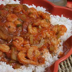 Shrimp Creole.....looks like the real deal!!!