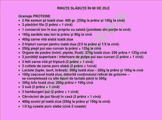 Gramaje proteine Rina Diet, Bariatric Recipes, Bariatric Food, Pots, Protein, Healthy, Silhouettes, Salads, Bed Room