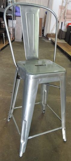 Industrial Bar stool. For Questions Call (404) 477-0038