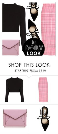 """""""Untitled #1114"""" by samha ❤ liked on Polyvore featuring Miu Miu, Rebecca Minkoff and Steve Madden"""
