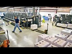 Lean Manufacturing Tour - YouTube