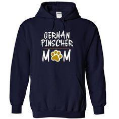 GERMAN PINSCHER MOM I LOVE MY GERMAN PINSCHER T-SHIRTS, HOODIES, SWEATSHIRT (39.99$ ==► Shopping Now)
