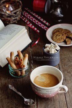 Dark morning coffee   #Coffee