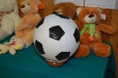 Soccer Ball, Soccer, European Football, Football, Futbol
