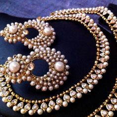 Combo-5-white-diamentes-pearl-payal-anklet-glowing-pearl-Indian
