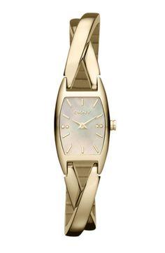 Free shipping and returns on DKNY  Crosswalk  Bangle Watch e2f7bcfbba
