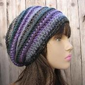 Crochet Hat - via @Craftsy