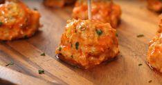 Comme hors-d'oeuvre ou comme repas, ces boulettes enflammeront les papilles de vos invités!