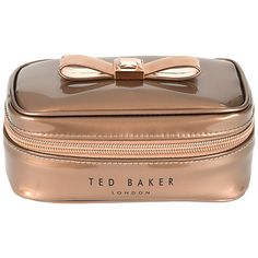 Buy Ted Baker Talen Jewellery Case Online at johnlewis.com