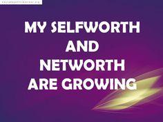 """Mi autoestima y valía estan creciendo"" Everyday Affirmations for Daily Positivity: 30 Successful Affirmations for Money"