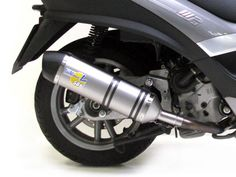 "Pot Leovince SBK ""LV One"" Evo 2 CEE Piaggio MP3 400 500 LT / Touring / Gilera Fuoco 500 MP3 400"