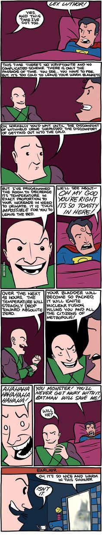 Batman will save me