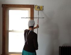 Cleaning the house to get ready for church near charm ohio
