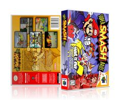 58 Best Nintendo 64 N64 Game Cases images in 2018 | Cover Art