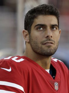 19a01b73a Jimmy Garoppolo Wife, Danny Amendola, American Football, Football Players,  Bearded Men,