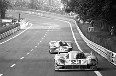 "Porsche 917-20 ""Pink Pig"" at Le Mans 1971 