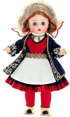 Madame Alexander Dolls - Croatia - by Matilda Dolls