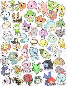 Pokemon Stickers - Thumbnail 4