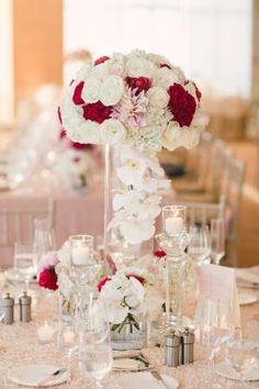 gorgeous wedding centerpiece; Featured Photographer: Mi Belle Photographers by bertie