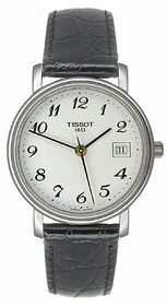 Tissot T-Classic Desire Series Women' s Watch # T52.1.121.12. Please Visit us at the following URL: http://www.bodying.com/tissot-t-classic-desire-series-t52-1-121-12/watches/15485