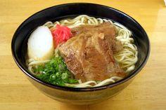 Okinawa Soba – Tamaya, Okinawa