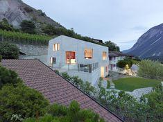 Galería de Casa Métrailler / Savioz Fabrizzi Architectes - 3