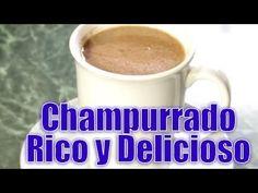 Buñuelos de Platano, Rellenados con Queso | Casayfamiliatv - YouTube