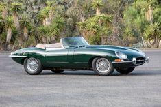 1962 Jaguar E-type Series I 3.8 Roadster