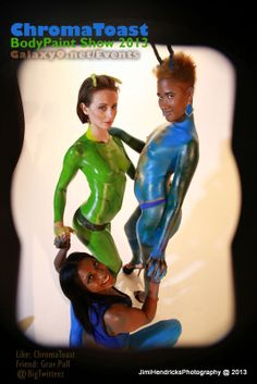 Body Painting, Atlanta, Facebook, Summer, Style, Fashion, Bodypainting, Swag, Moda