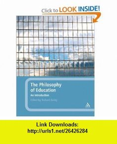 Philosophy of Education An Introduction (9781847060198) Richard Bailey , ISBN-10: 1847060196  , ISBN-13: 978-1847060198 ,  , tutorials , pdf , ebook , torrent , downloads , rapidshare , filesonic , hotfile , megaupload , fileserve
