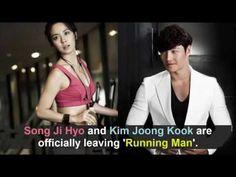 Song Ji Hyo and Kim Jong Kook confirmed to leave Running Man. Kim Jong Kook, Running Man, Songs, Music, Youtube, Muziek, Musik, Youtube Movies