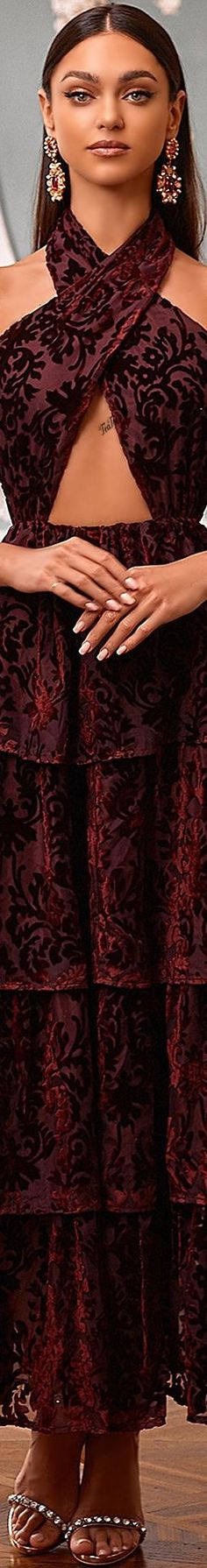 ❈Téa Tosh❈ #alamourthelabel #teatosh #ZhenyaKatava Alamour The Label, Burgundy Fashion, The Libertines, Luxury Lifestyle Fashion, Shades Of Burgundy, Evening Cocktail, Beautiful Gowns, Ball Gowns, Fashion Accessories