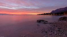 Pink Sunset by bojan.bilas