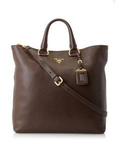 25% OFF Prada Women\'s Convertible Tote (Brown)