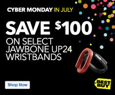 Cyber Monday -Save on Jawbone, Xbox and more!