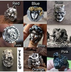 Mens Gold Jewelry, Skull Jewelry, Jewelry Rings, Man Jewelry, Jewellery, Fantasy Jewelry, Signet Ring, Rings For Men, Wedding Rings