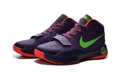 Cheap Nike KD Trey 5 III Nerf Fireberry Club Purple Poison Green 03b5da0c960f