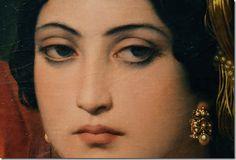 detail:  Herodias - Paul Delaroche