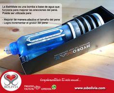 Ya contamos con la famosa BOMBA BATHMATE HYDROMAX X30 AQUA BLUE. Alargador de pene!!! Mas detalles: http://www.ssbolivia.com/articulo.aspx?art=330