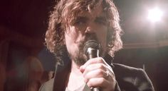 """Peter Dinklage pays musical tribute to his """"Game of Thrones"""" character in a song recorded for """"Red Nose Day."""""""