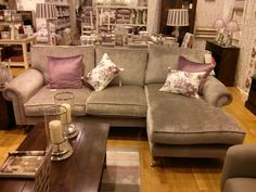 Laura Ashley Chaise end : laura ashley chaise - Sectionals, Sofas & Couches